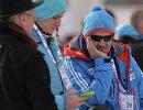 Старший тренер российской женской сборной по биатлону Владимир Королькевич