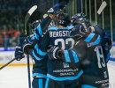 Хоккеисты новосибирской Сибири