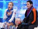 Фигуристка Елена Радионова (слева) и тренер Инна Гончаренко