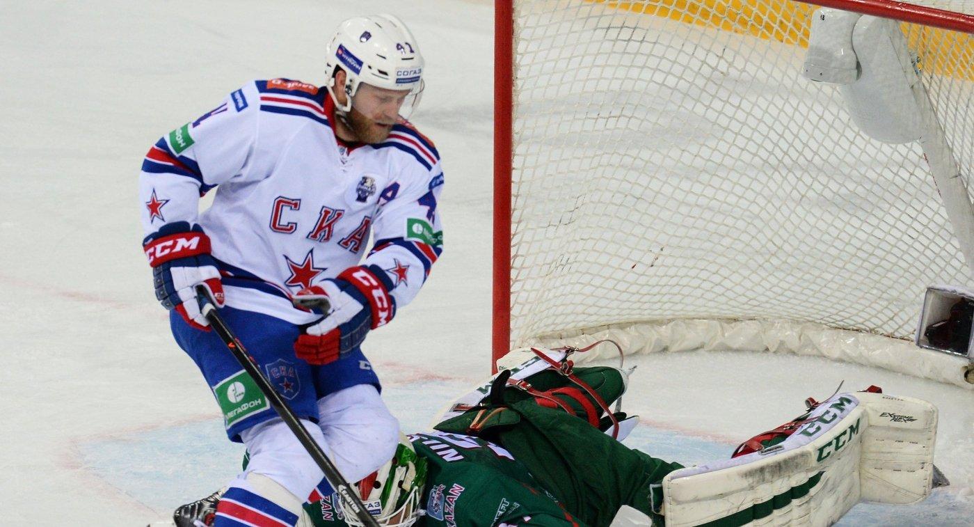 Норвежский нападающий Патрик Торесен возвратится впетербургский СКА