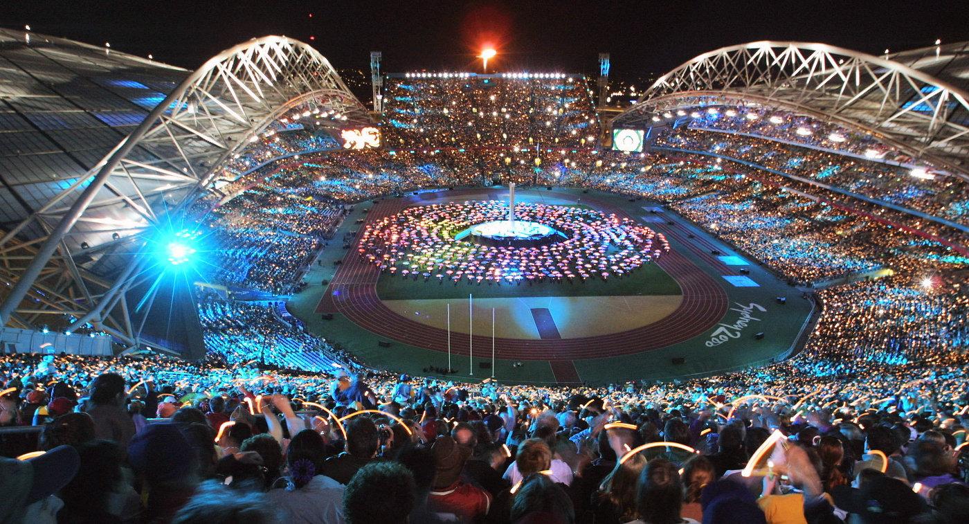 Олимпийские игры 2000 Года