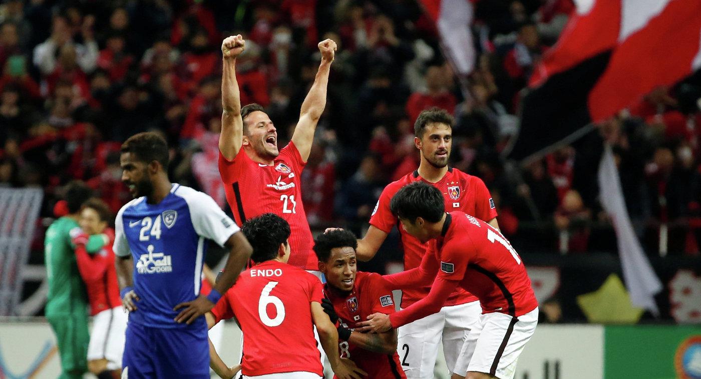 Урава Ред Даймондс одержал победу азиатскую Лигу чемпионов