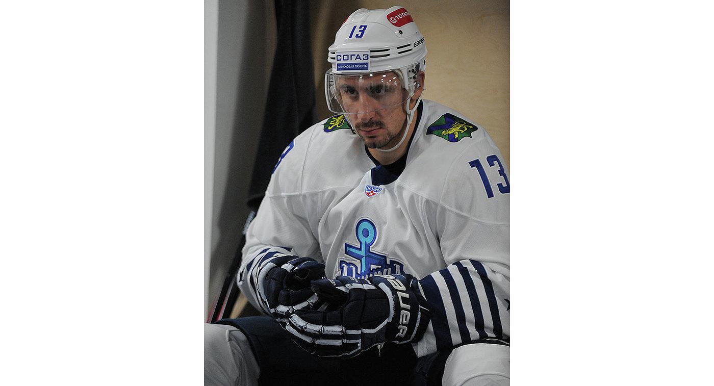 «Адмирал» проиграл втретьем матче КХЛ подряд, уступив ЦСКА