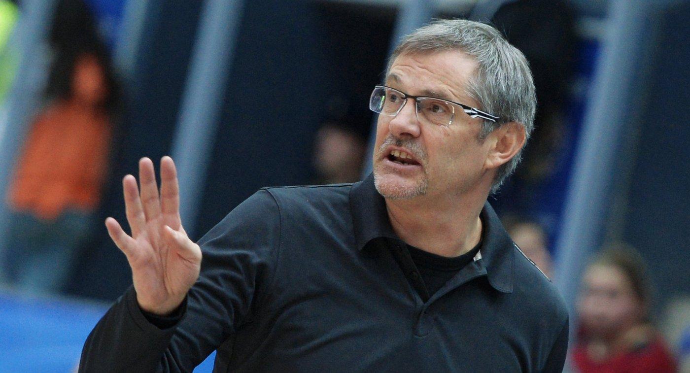 Базаревич: в игре с финнами баскетболисты сборной бились и верили в себя до конца