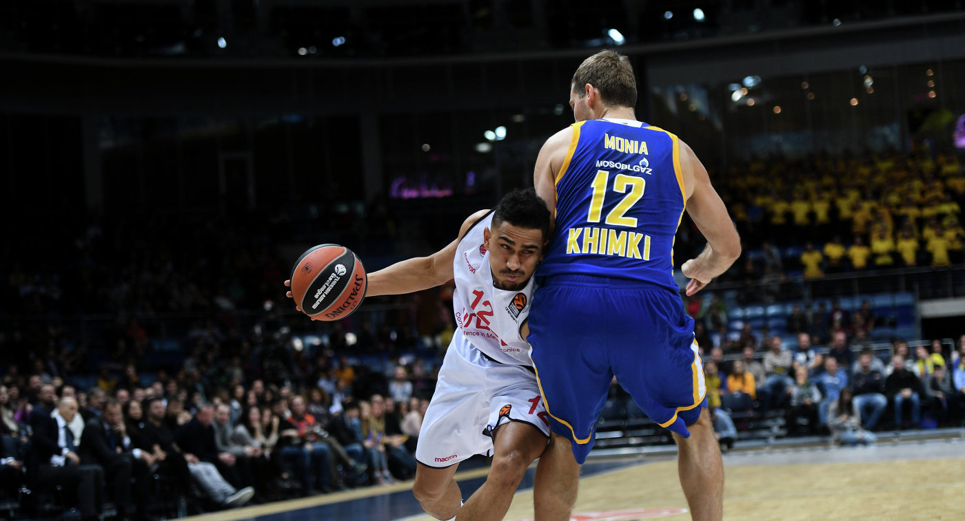 Баскетболисты Химок победили Бамберг вматче Евролиги