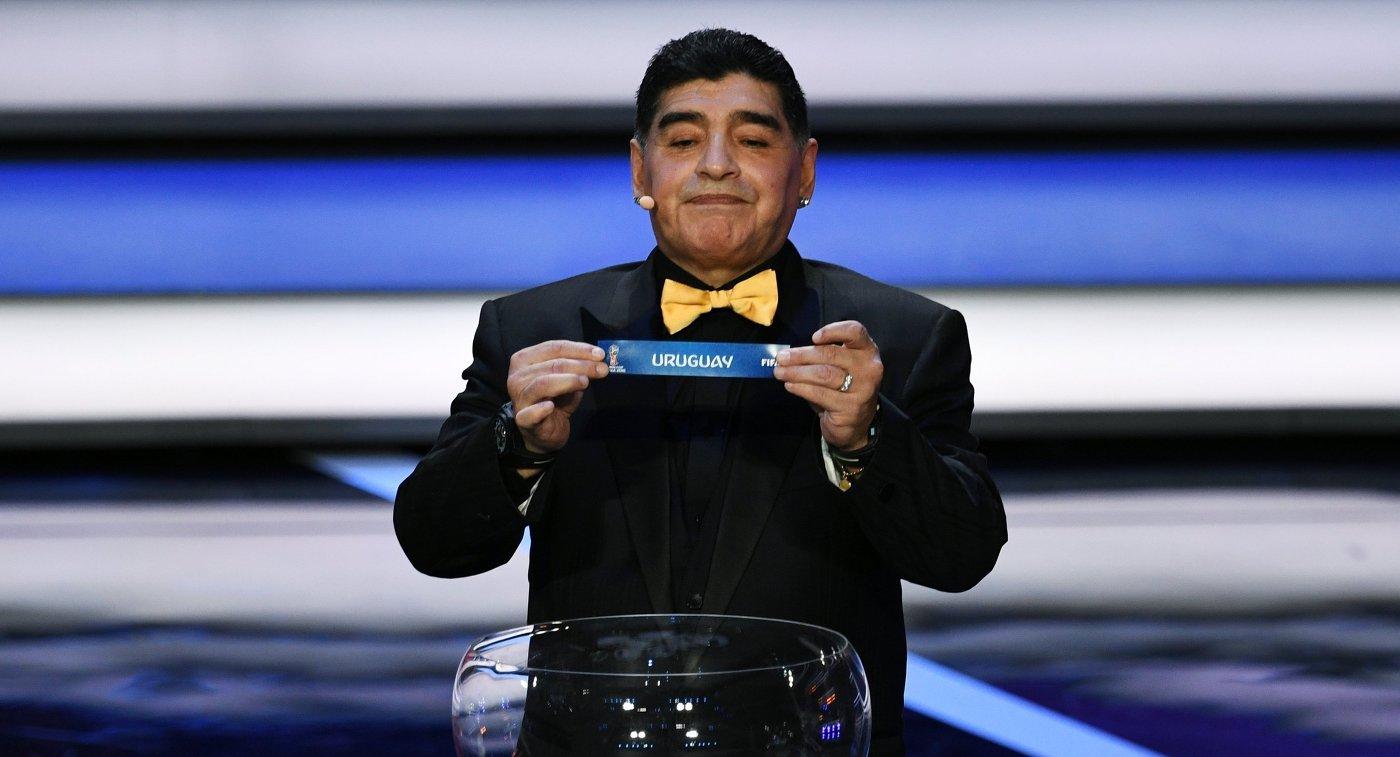 Задачей Уругвая вгруппеЧМ является выход смаксимальным количеством очков— Отеро
