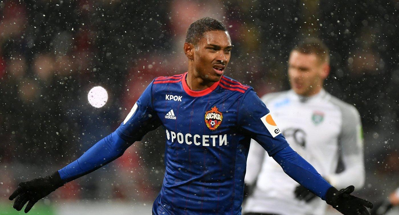 ЦСКА сыграл вничью с«Хорсенсом» втоварищеском матче
