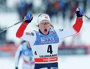 Норвежская лыжница Майкен Касперсен Фалла