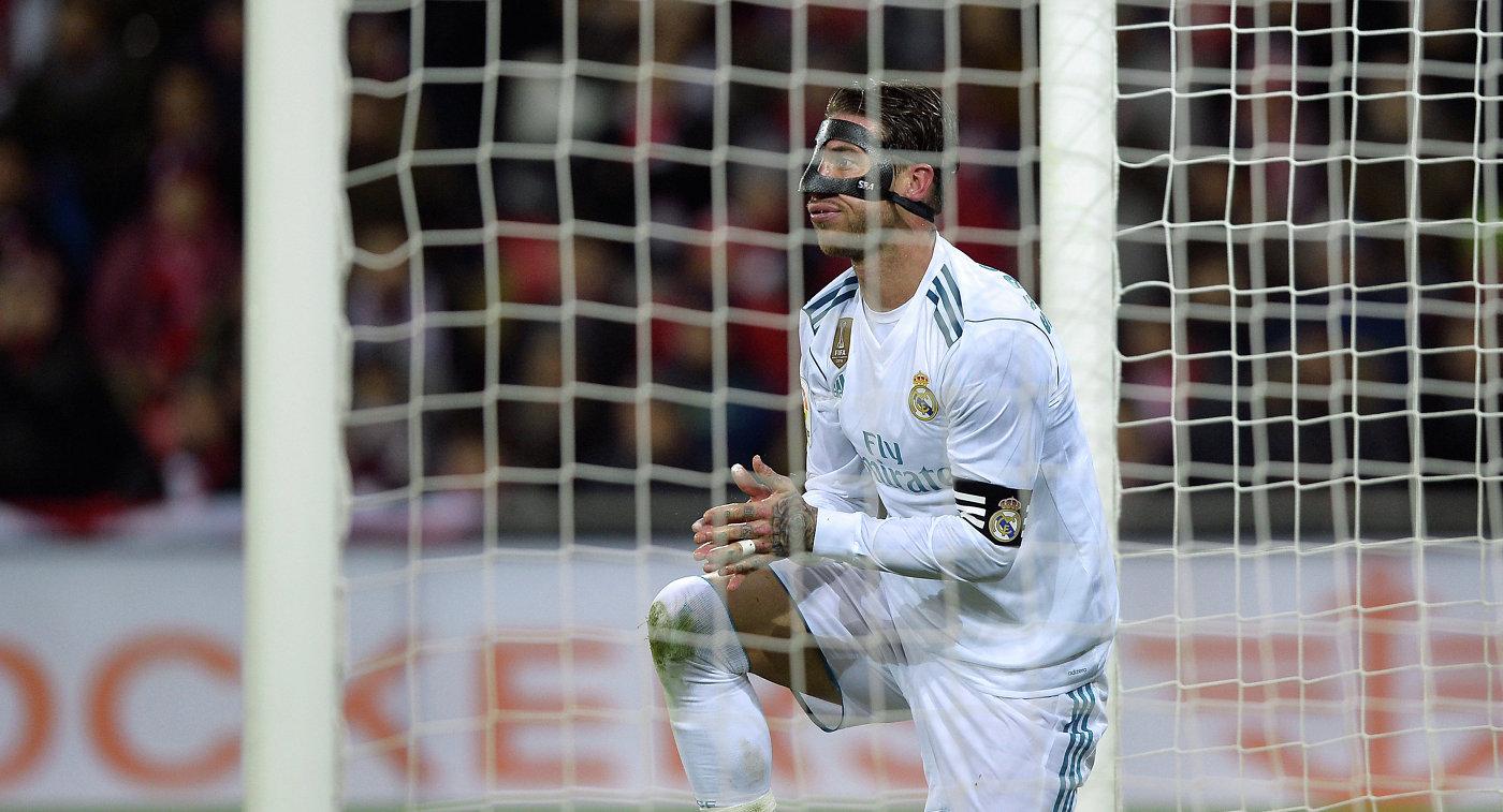 «Реал» несмог обыграть «Атлетик» вматче чемпионата Испании пофутболу