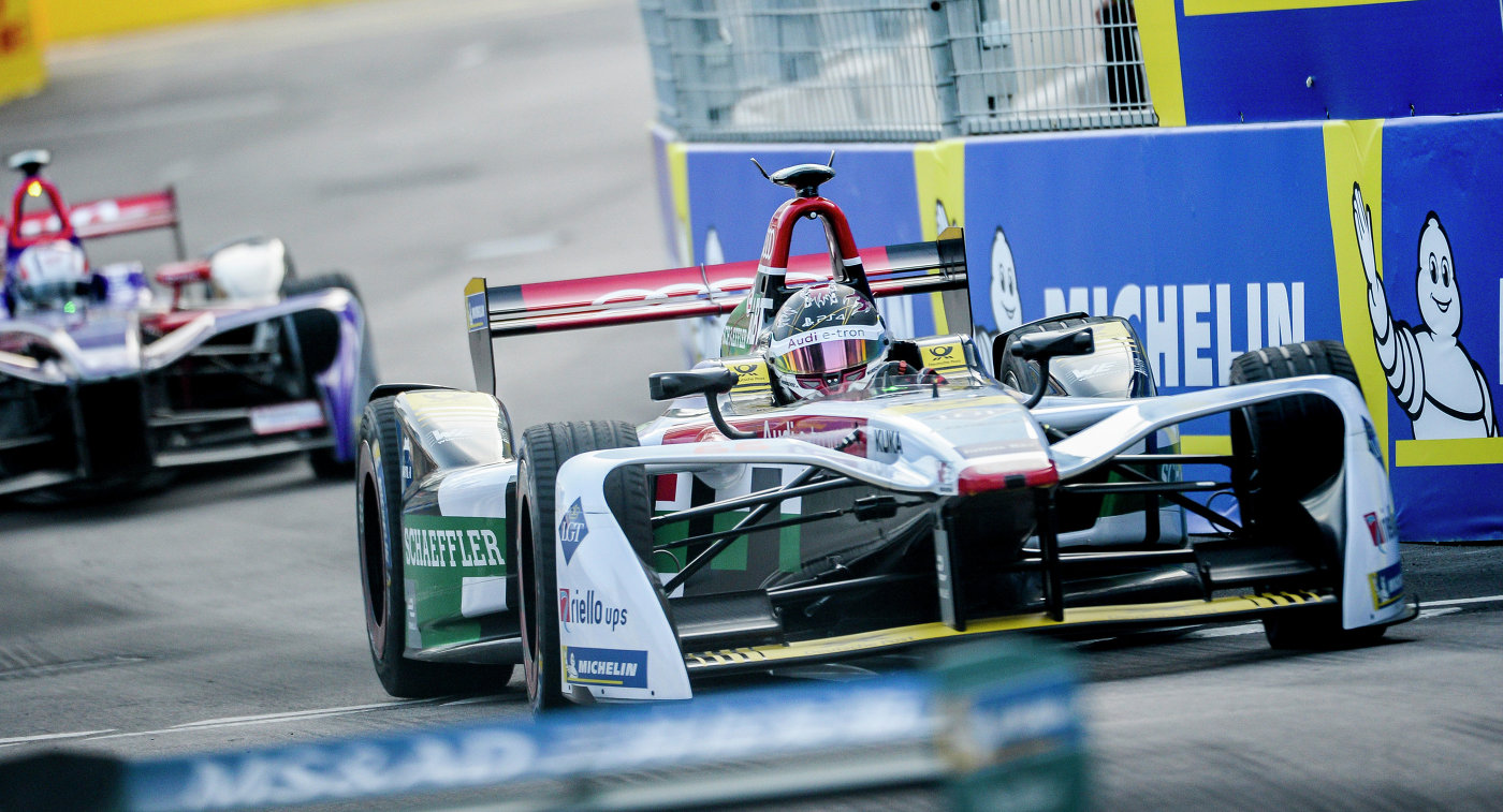 Формула E: Даниэль Абт –лучший в третий день тестов