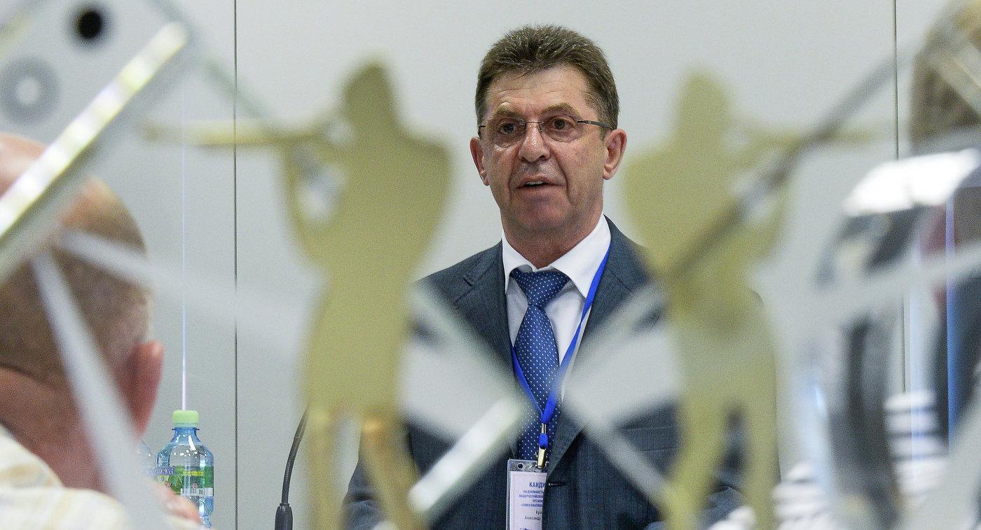 IBU может рассмотреть обвинения Родченкова вадрес президента Союза биатлонистов Российской Федерации Кравцова