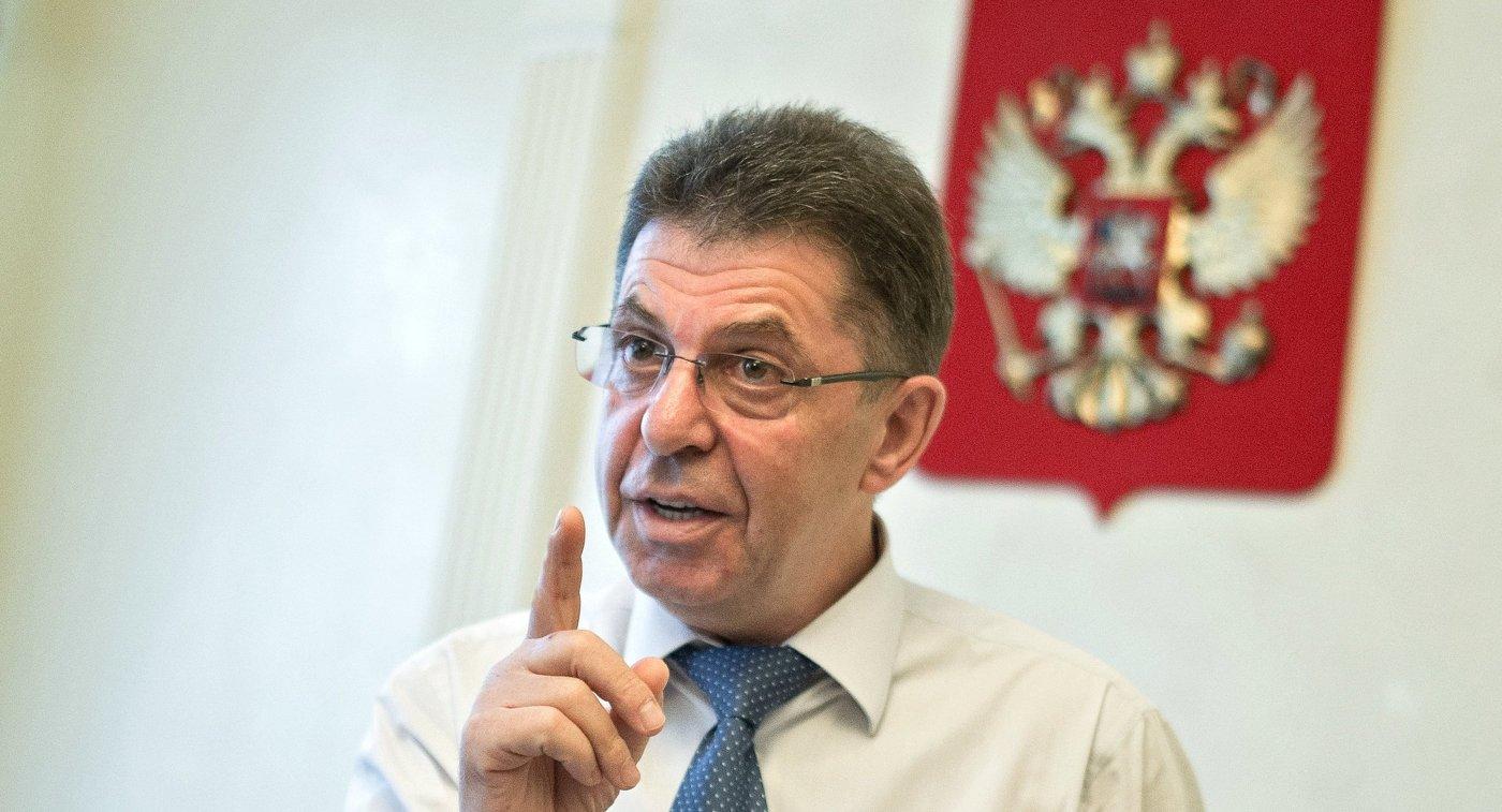 Президент СБР Александр Кравцов