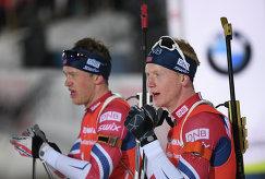Тарьей Бё и Йоханнес Бё (слева направо)