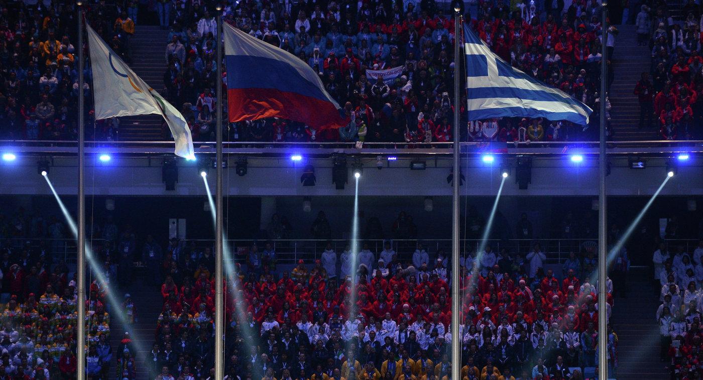 Руководитель НОК Греции сожалеет оботстранении Российской Федерации отИгр