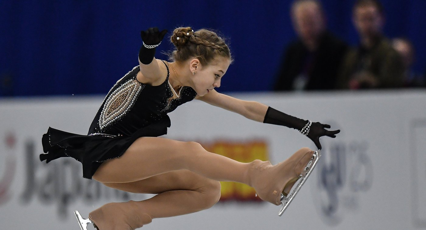 Александра Трусова