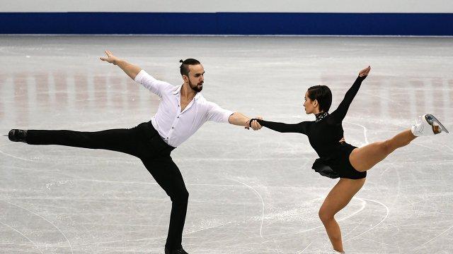 Федор Климов и Ксения Столбова