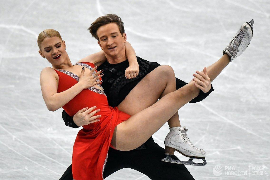 Анастасия Скопцова-Кирилл Алешин/танцы на льду - Страница 9 1129782811