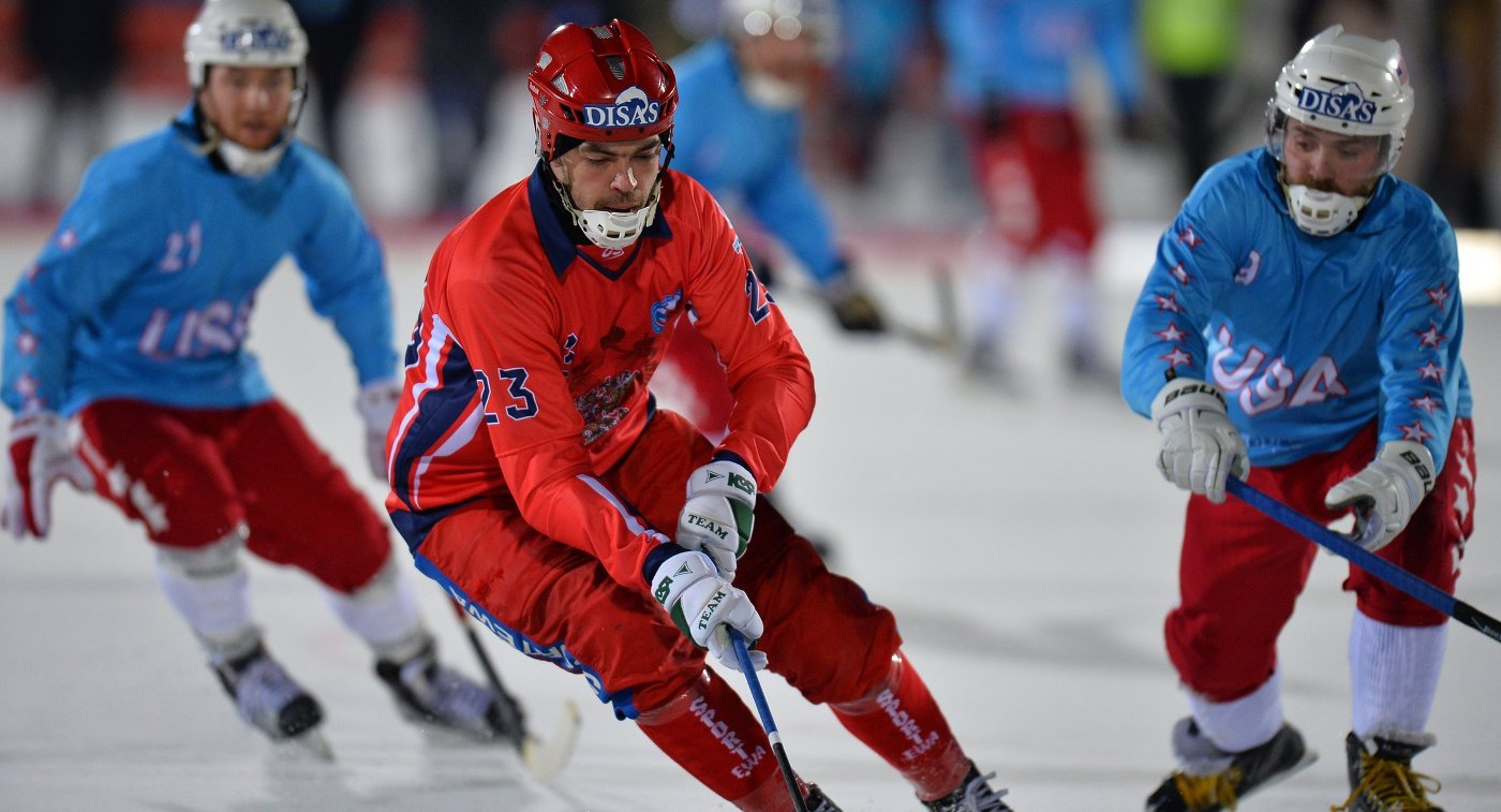 Сборная РФ  побенди одолела  шведов ивыиграла Турнир четырех наций