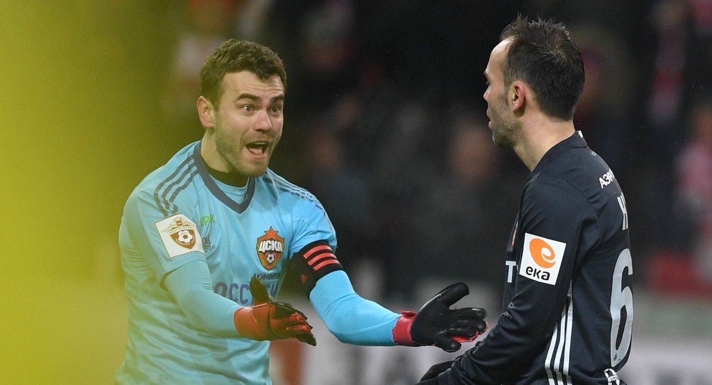 Виктор Гончаренко: «Быстрый гол всегда идёт вминус втаких матчах»