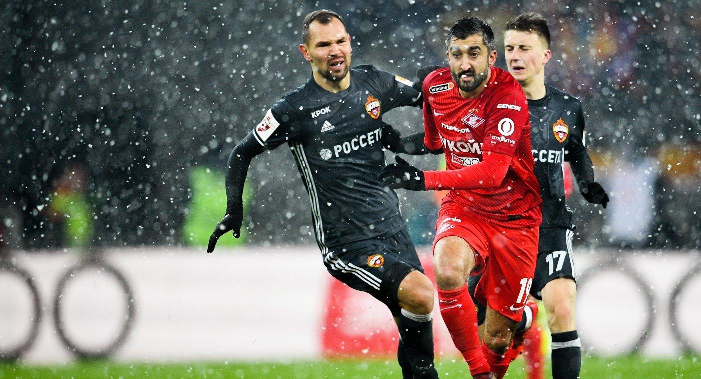 Александр Самедов: «Судейство? Вконцовке можно было удалить игрока ЦСКА»