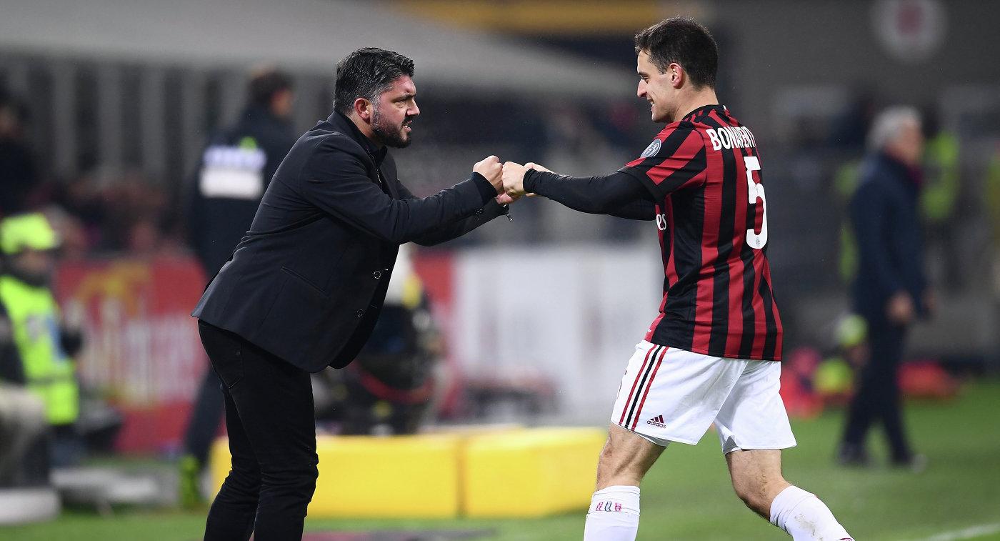 «Милан» продлил соглашение сДженнаро Гаттузо натри года