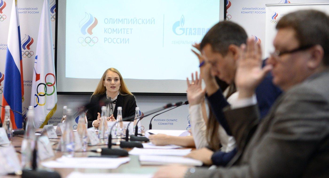 Большинство русских спорстменов хотят участвовать вОлимпийских играх, невзирая нанейтральный флаг