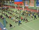 Железнодорожники Ростовской области к труду и обороне готовы