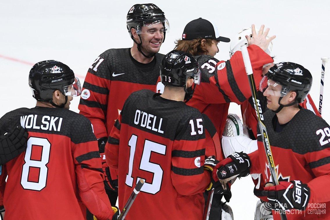 хоккей кубок мира россия канада счет термобелье, как