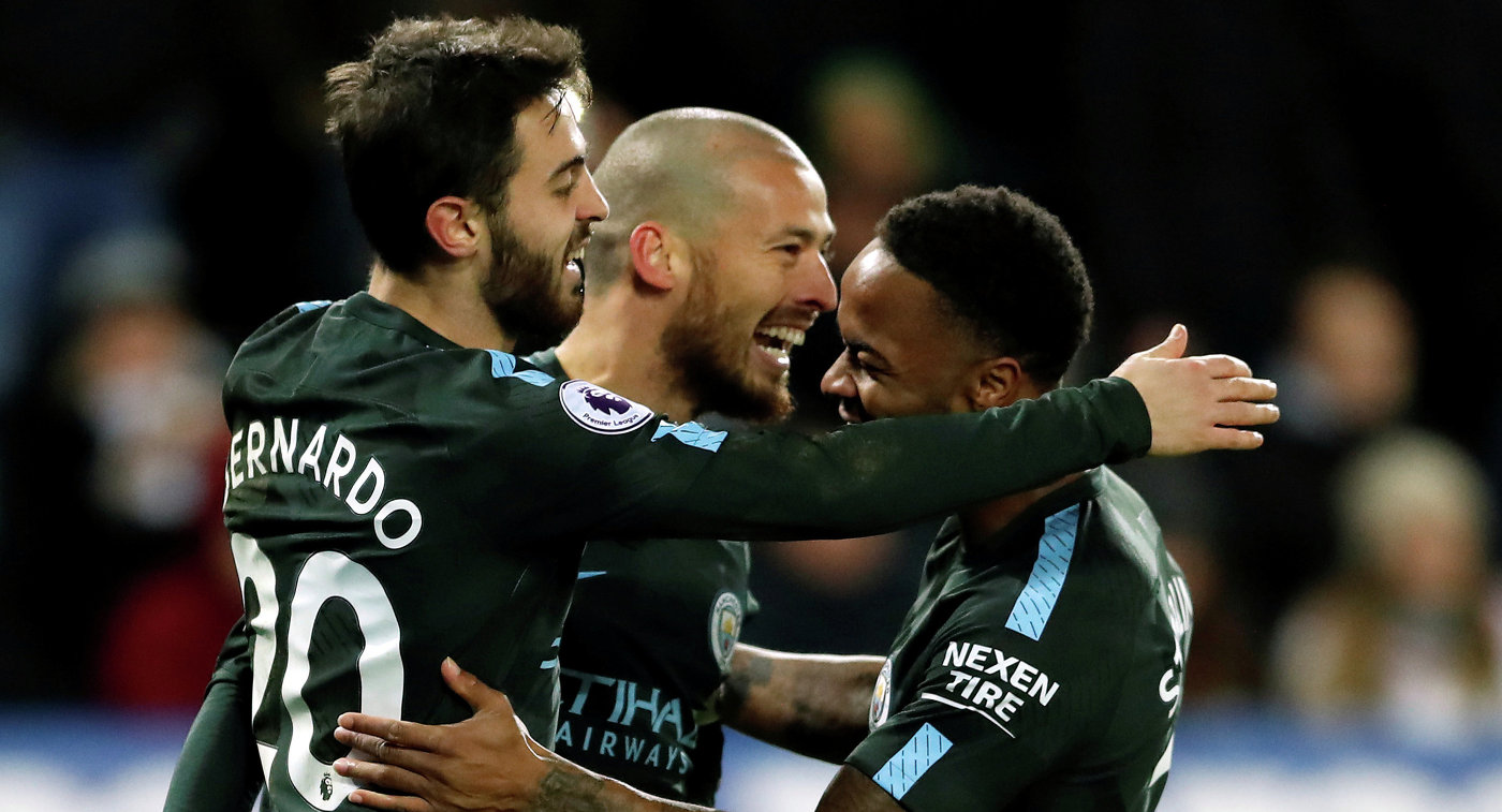 «Манчестер Сити» установил рекорд АПЛ поколичеству побед подряд