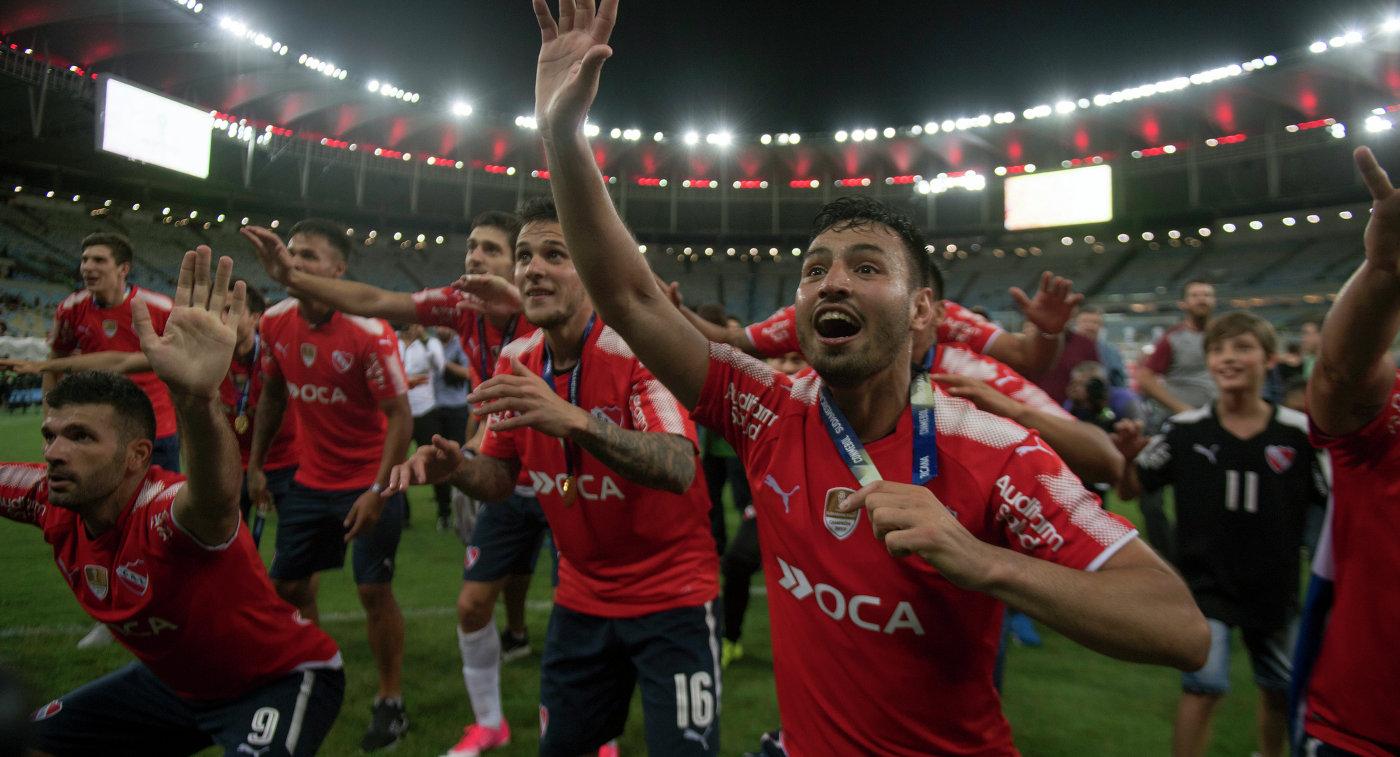 «Индепендьенте» стал обладателем Южноамериканского кубка