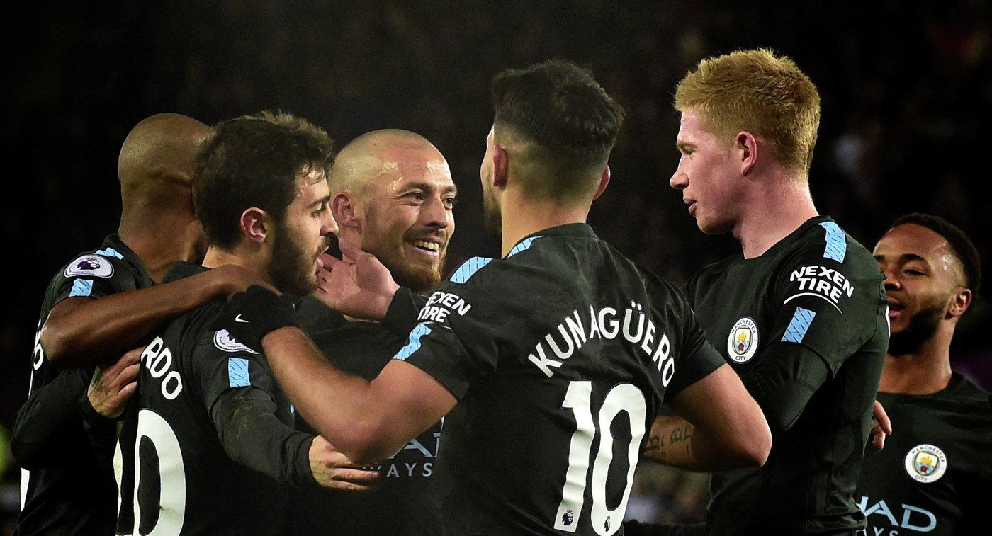 """""""Манчестер Сити"""" побил рекорд 15-летней давности в английской премьер-лиге"""