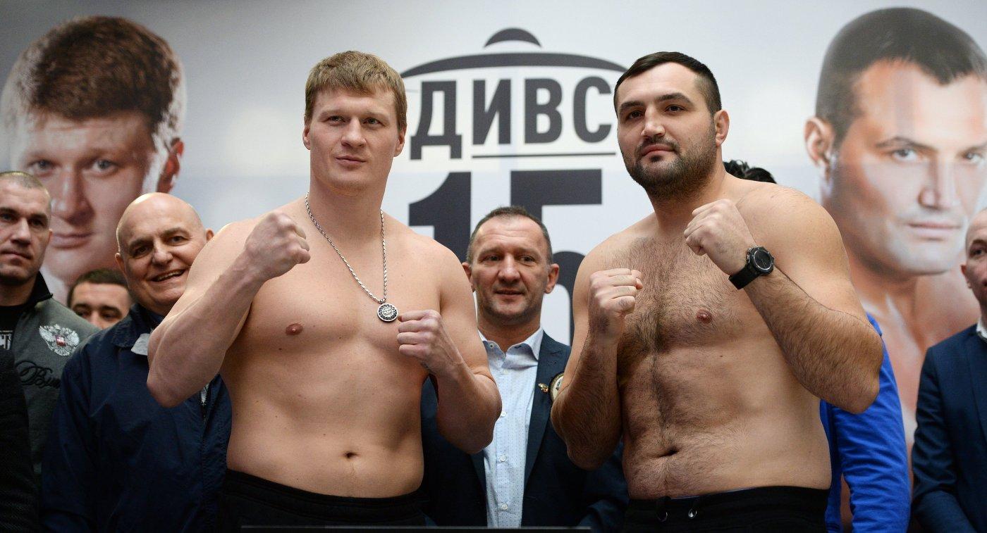 Житель россии Поветкин поспорит зазвание кандидата натитул WBO срумыном Хаммером