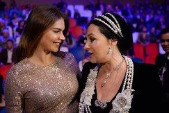 Ирина Винер-Усманова (справа) и Алина Кабаева