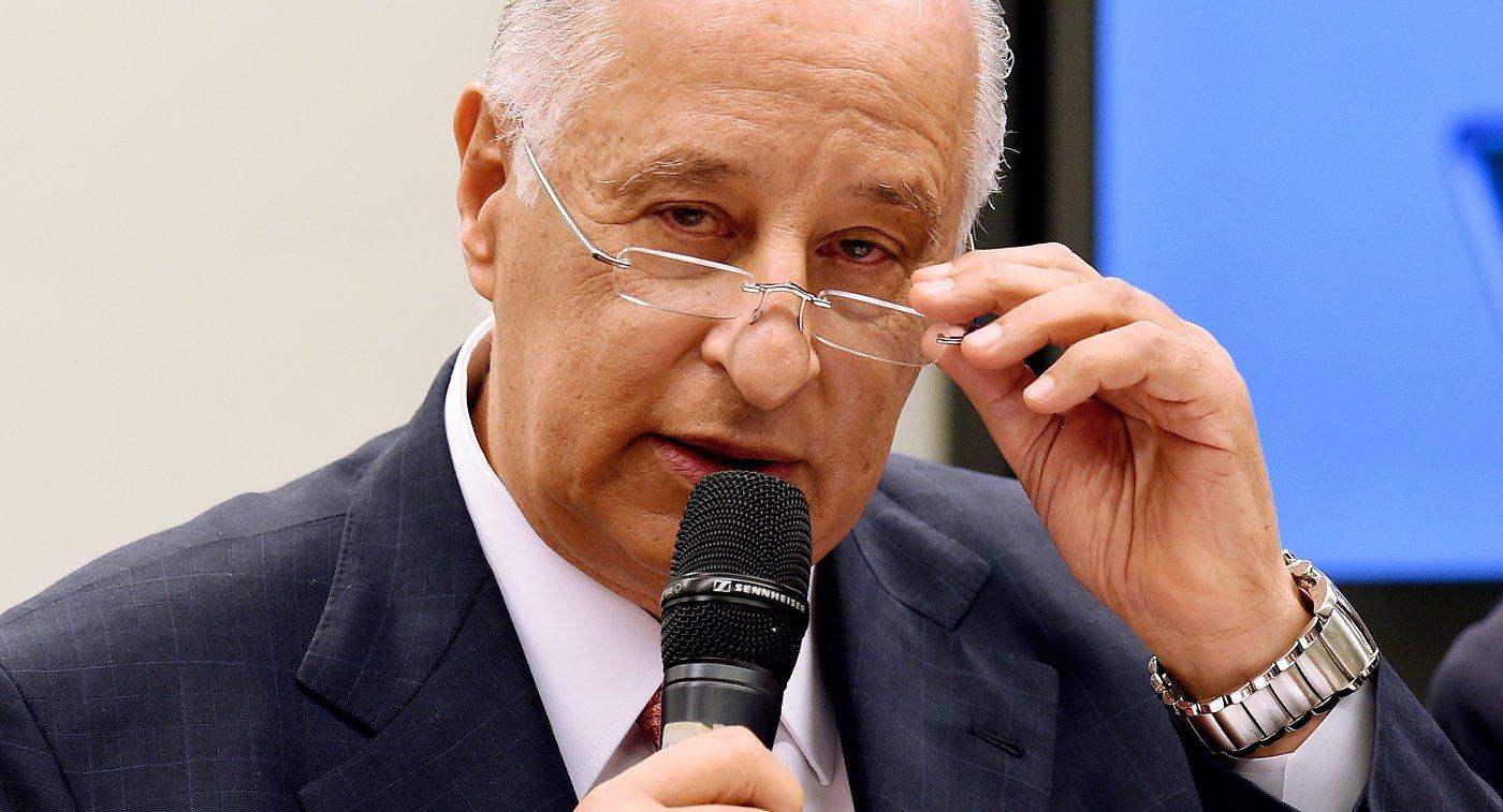 ФИФА на90 дней отстранила президента Бразильской конфедерации футбола