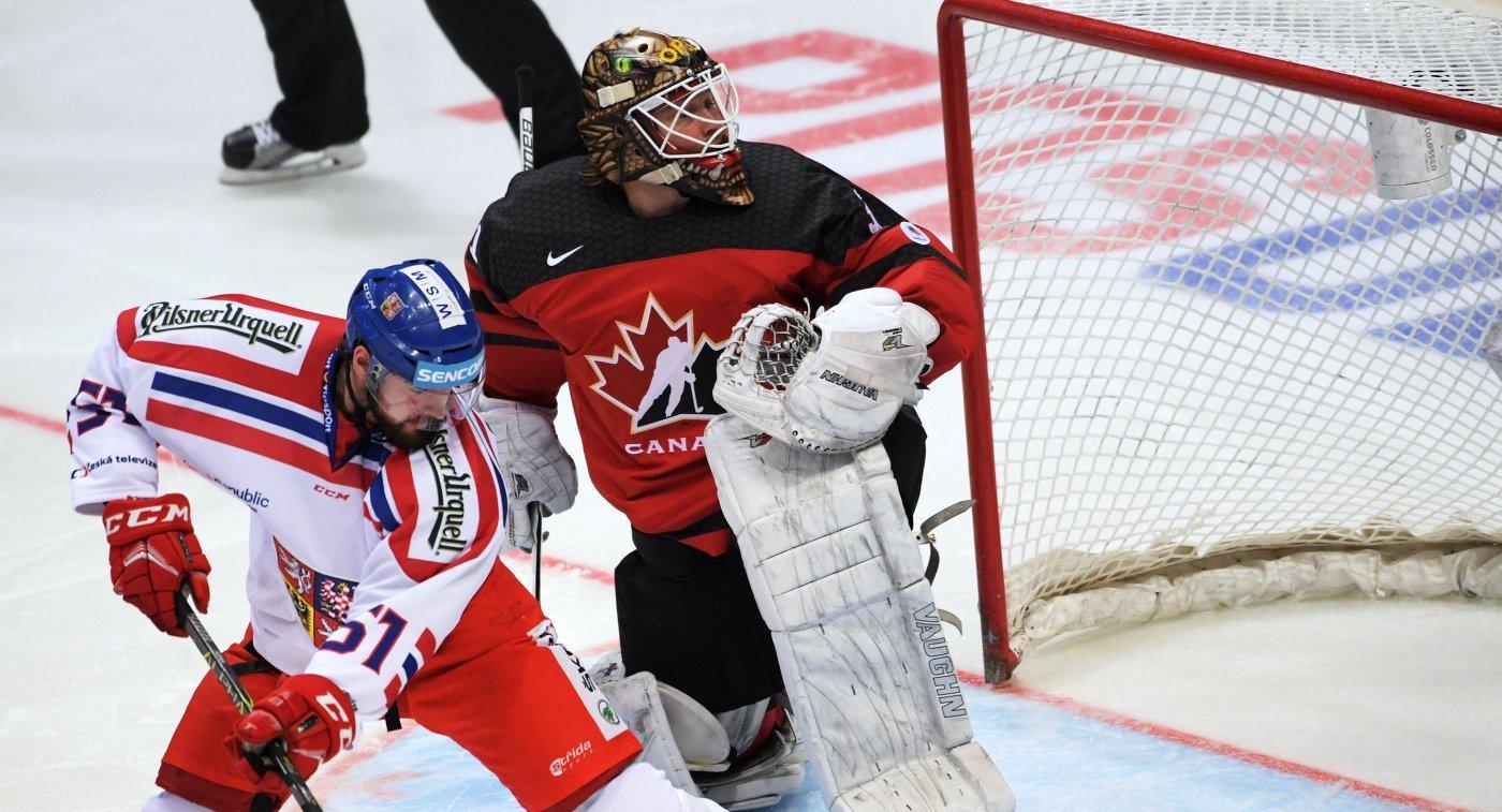 Кто выиграет, Канада или Чехия На что делать ставки на ОИ 2018 17 Февраля 2018