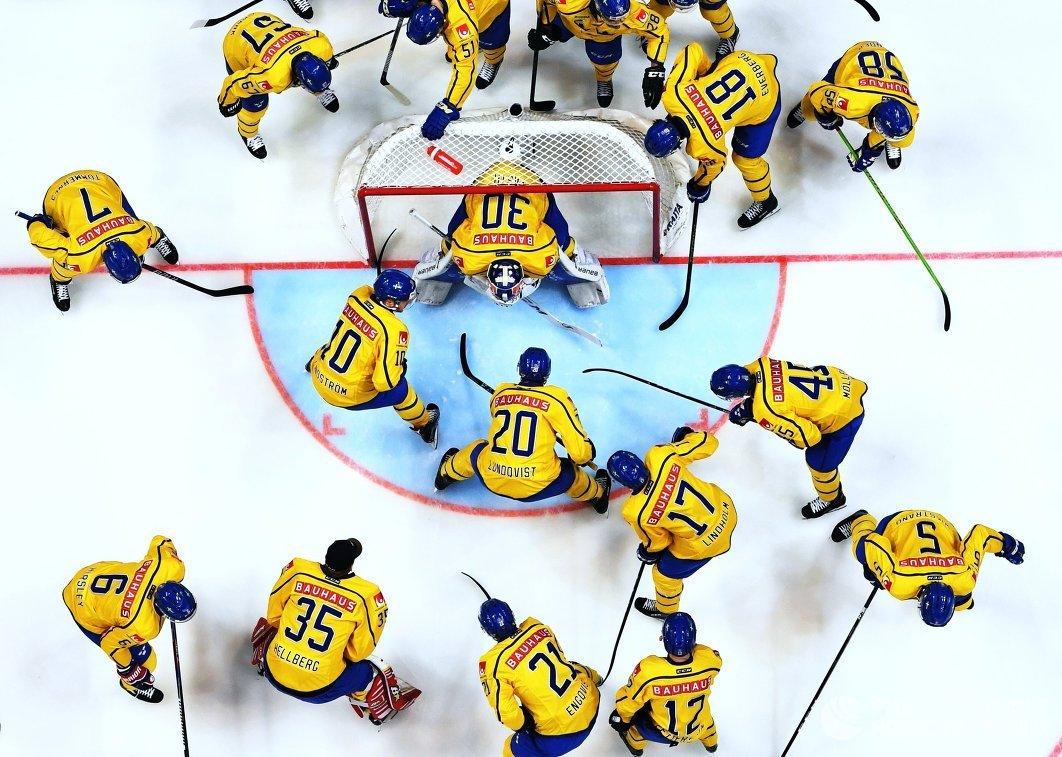 Корейцы потерпели 3-е поражение наКубке Первого канала, проиграв Швеции