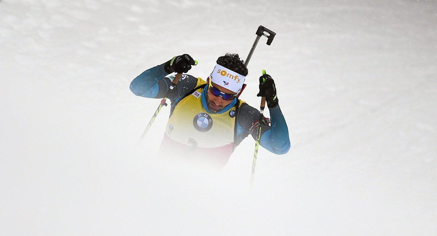 Фуркад одержал победу  персональную  гонку наэтапеКМ вРупольдинге