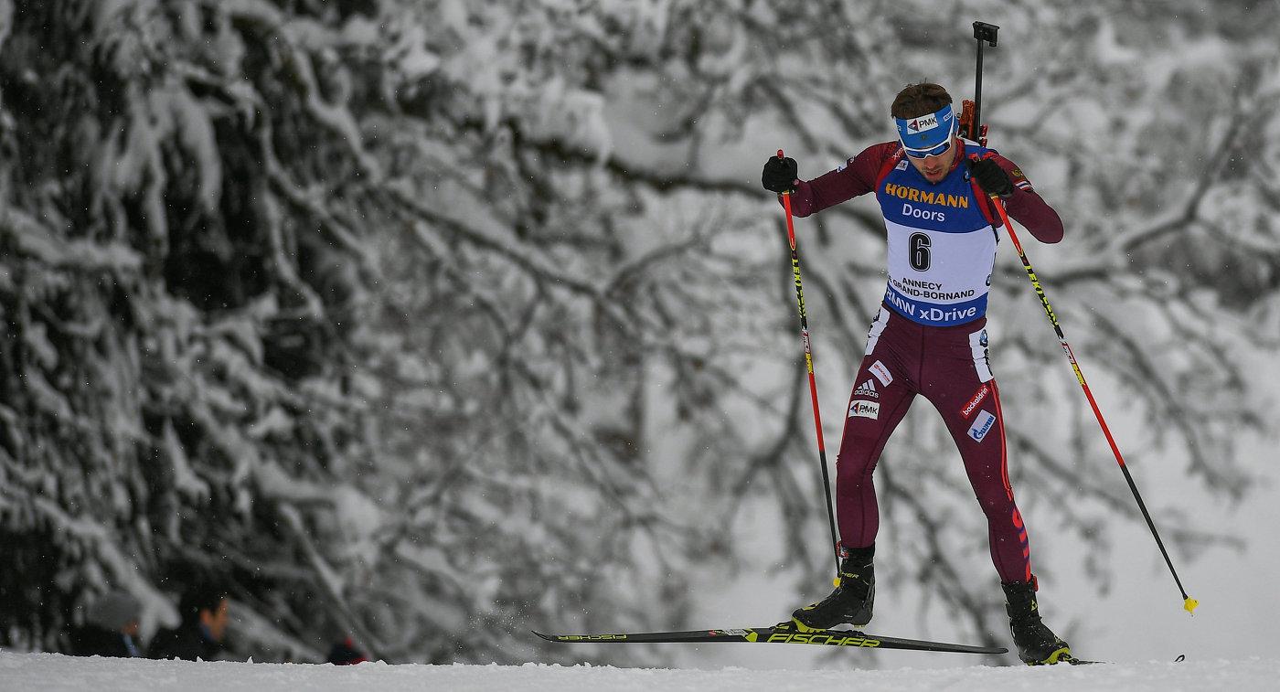 Шипулин иЮрлова-Перхт возглавили рейтинг Союза биатлонистов РФ
