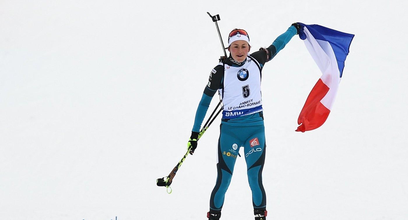 Брезаз одержала первую победу вкарьере, уКривко— 1-ый подиум