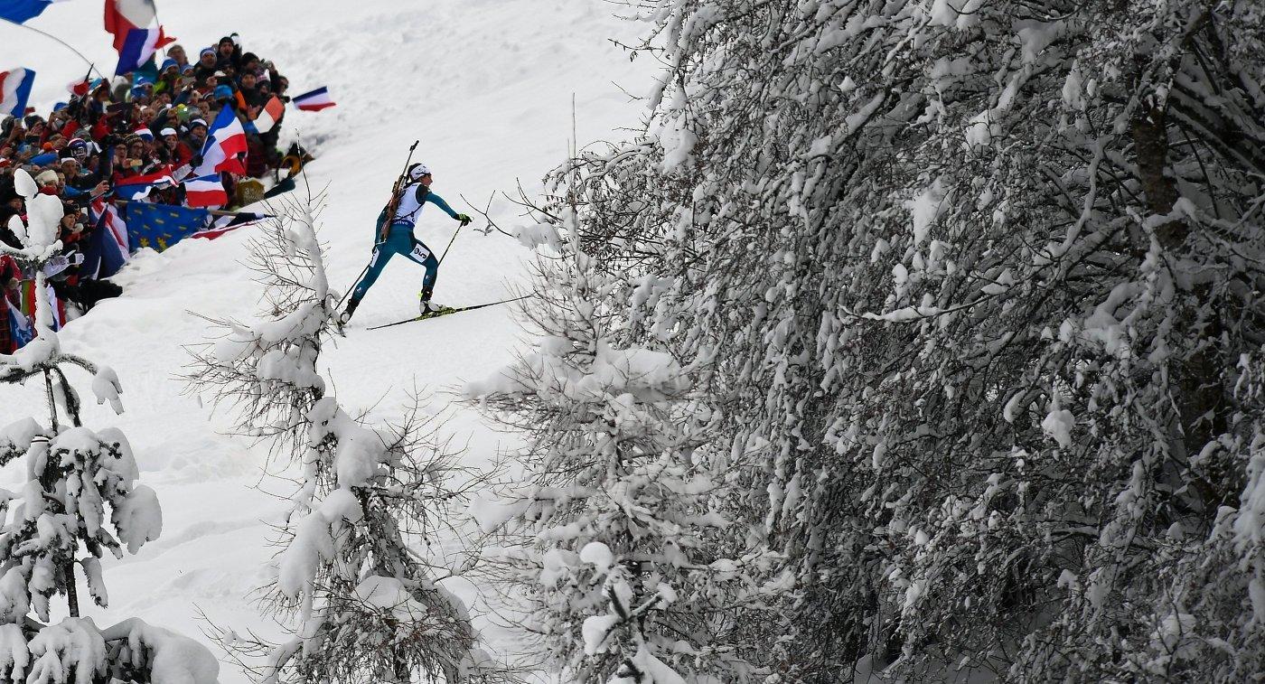 Мужская сборная Швеции выиграла эстафету наэтапеКМ вОберхофе, Российская Федерация - 4-я