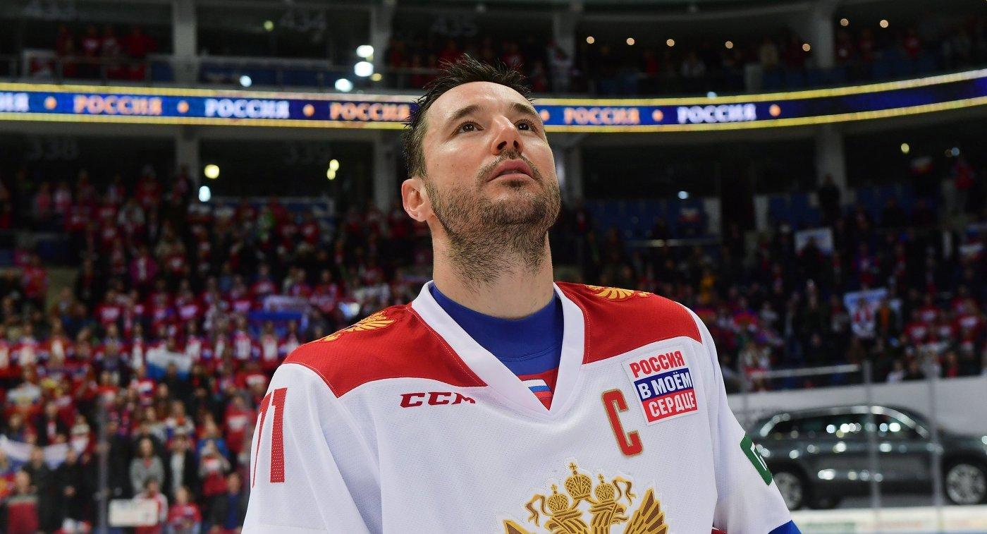 ТАСС узнало, что будет показано наформе русских хоккеистов наОлимпиаде