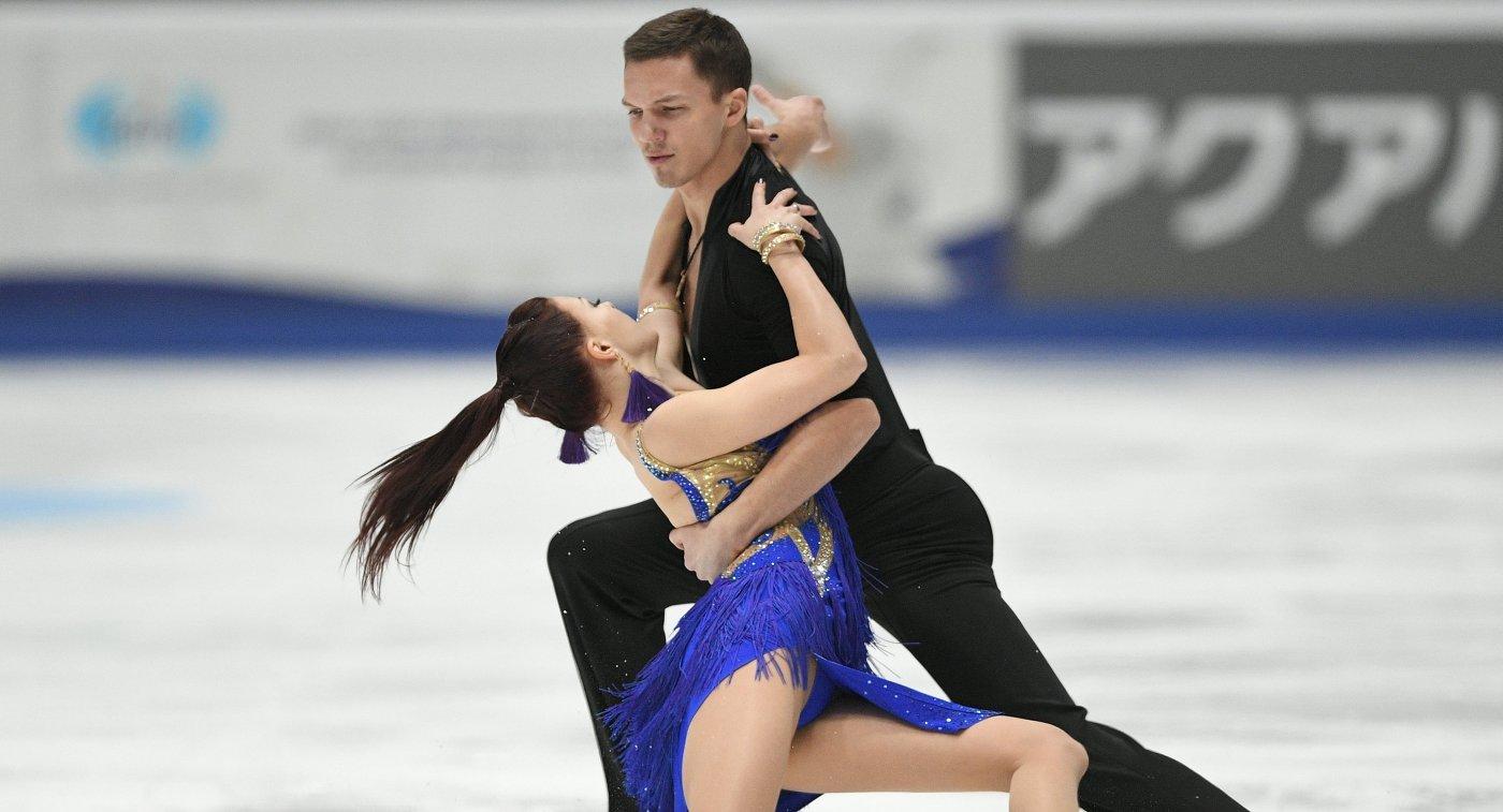 Фигуристы Боброва иСоловьёв стали чемпионами РФ потанцам нальду