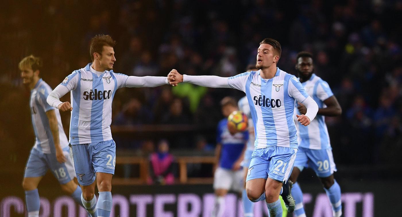 """Симоне Индзаги: «""""Лацио"""" было очень нужен полуфинал Кубка Италии»"""