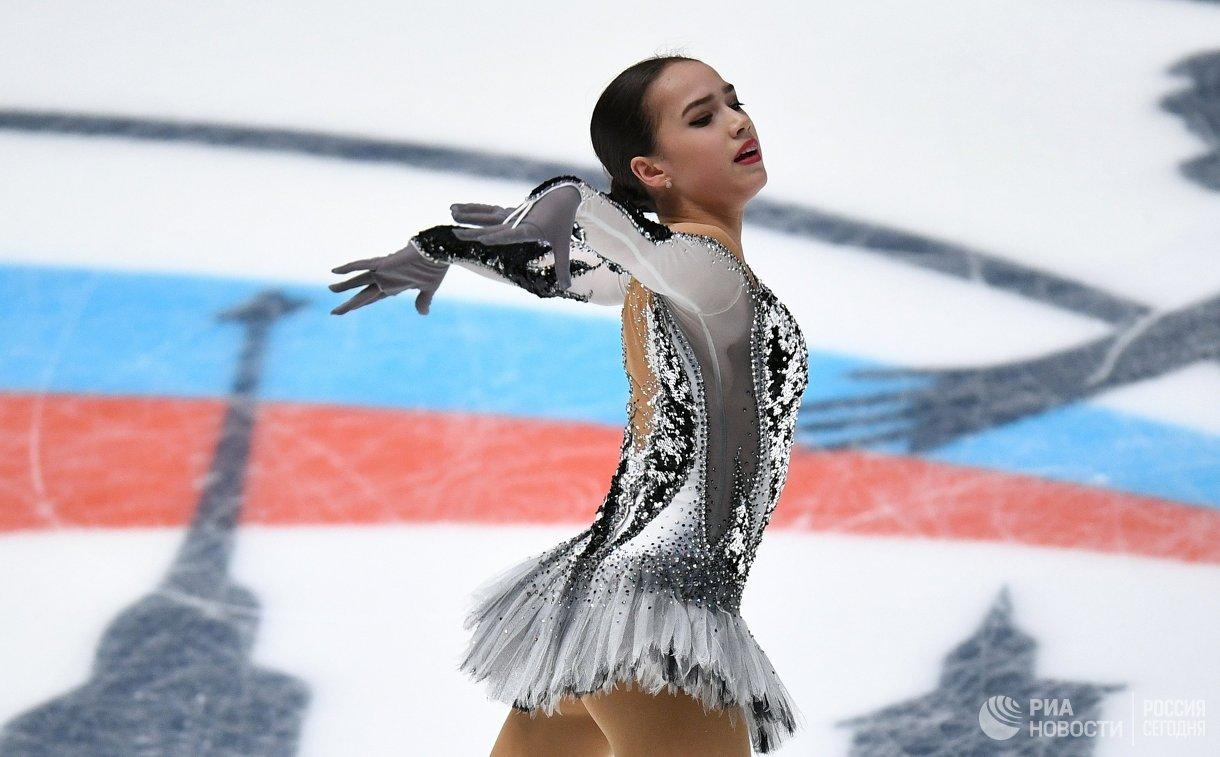 Фигуристка Медведева выступит начемпионате Европы в столице России