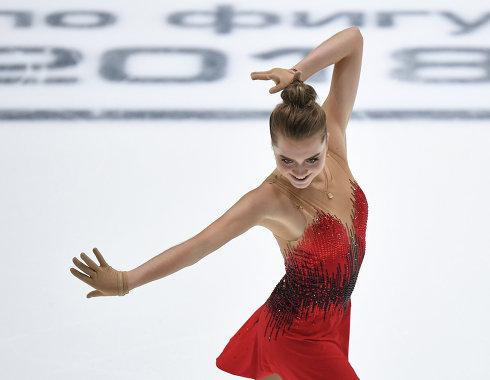 Елена Радионова: фигурное катание – смысл жизни, и перестать кататься я не готова