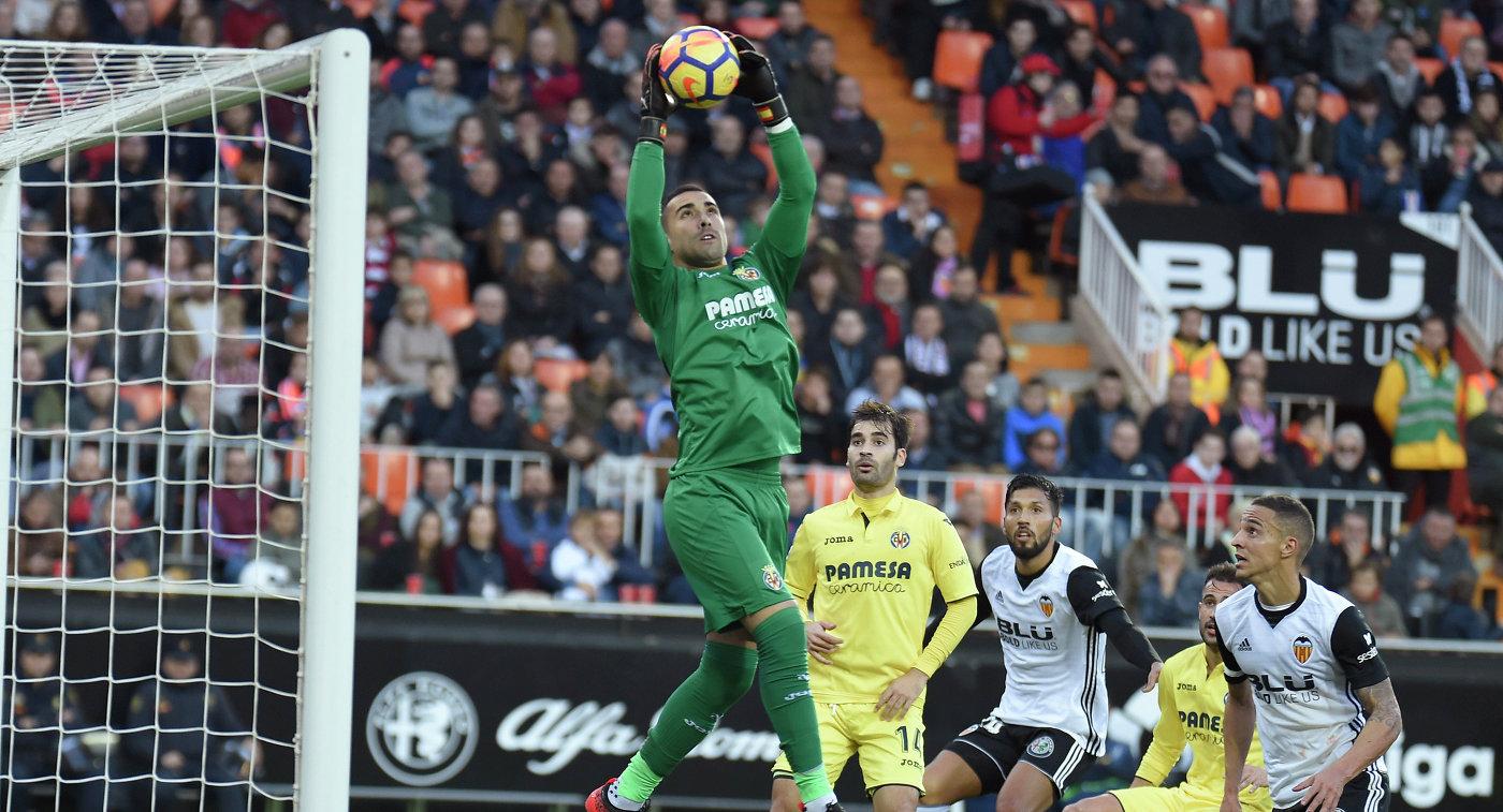 «Вильярреал» навыезде обыграл «Валенсию», Черышев вышел насмену на80-й минуте
