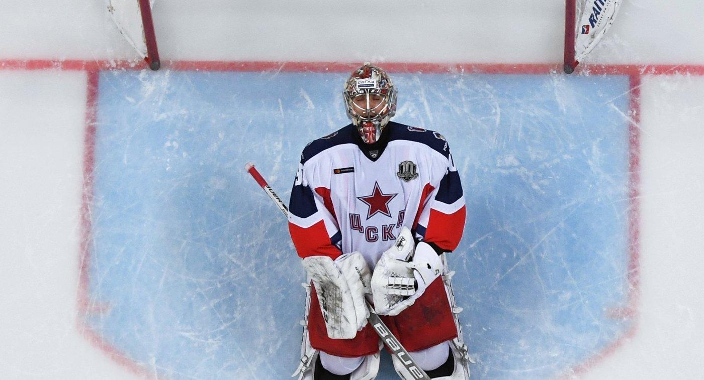 ЦСКА одержал 3-ю победу над «Йокеритом» вчетвертьфинальной серии плей-офф КХЛ