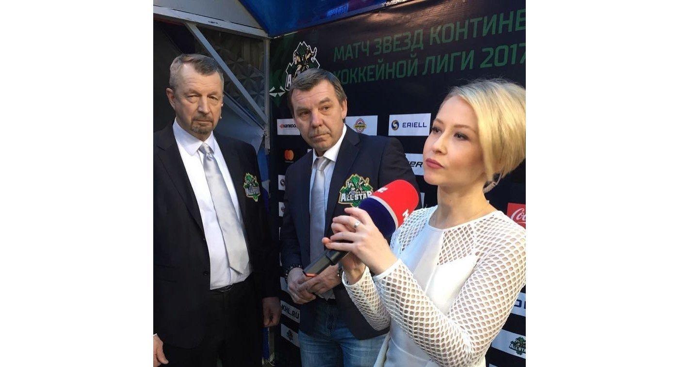 Кларк, Миронова, Гудим иБасс будут помощниками тренеров вМатче звезд КХЛ