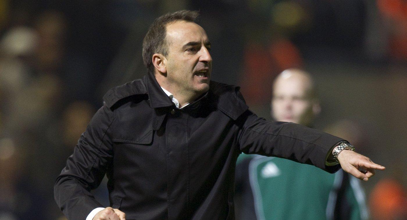 «Суонси» назвал имя нового основного  тренера