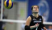 Игрок Динамо Екатерина Раевская